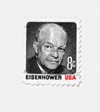Eisenhower, Etats-Unis Images libres de droits