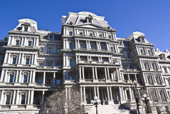 Eisenhower Executive Building. Captured in Washington DC stock photos