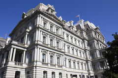 Eisenhower Executive Office Building Royalty Free Stock Photos