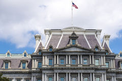 The Eisenhower Executive Office Building Stock Photo