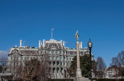 Eisenhower Executive Office Building (EEOB) in Washington, D.C. Stock Photography
