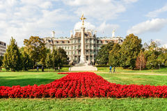 The Eisenhower Executive Office Building Royalty Free Stock Photo