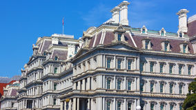 Eisenhower Executive Office Building in Washington DC, USA. Stock Images