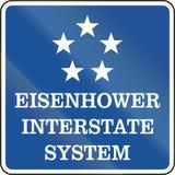 Eisenhower Interstate System Stock Photography
