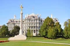 Eisenhower Old Executive Office Building Stock Photos