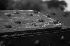 Eiseninstallationen Stockbilder