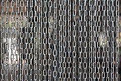 Eisenkette lizenzfreie stockbilder