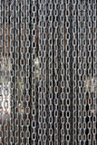 Eisenkette stockbilder