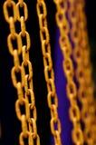 Eisenkette Lizenzfreie Stockfotos