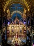 Eisenkirche lizenzfreie stockfotos