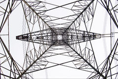 Eisenkontrollturm Stockfotos