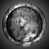 Eisenkreis Lizenzfreies Stockbild