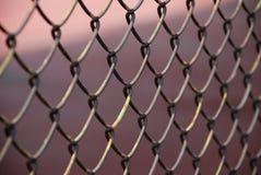 Eisennetz Stockbild