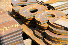 Eisenrost Lizenzfreie Stockfotografie