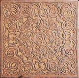 Eisenschmiedenfußboden Stockbilder