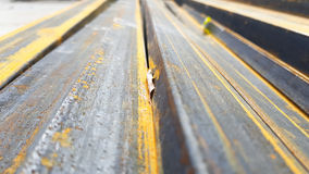 Eisenstangen lizenzfreies stockbild