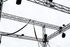 Eisenstruktur auf weißem Hintergrund Lizenzfreie Stockbilder