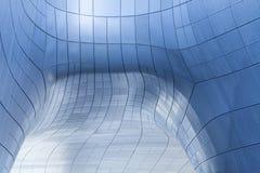 Eisenwandhintergrund Stockbild