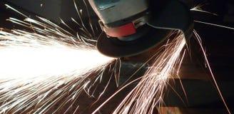 Eisenwarenhändler, Spirale Stockbild