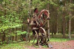 Eisernes Pferd Lizenzfreie Stockbilder