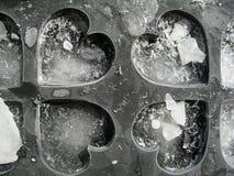 Eisform Stockfotos