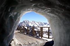 Eishöhle Stockbilder