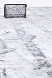 Eishockey lizenzfreie stockbilder