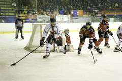 Eishockey stockfotos