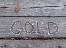 Eisige Kälte Stockfotografie
