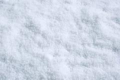 Eisiger schneebedeckter Bereich Lizenzfreie Stockfotos