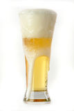 Eisiges Bier Stockbild