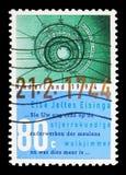 Eisinga天文馆,联合的问题serie,大约1994年 免版税库存图片