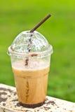 Eiskaffee Stockfotografie