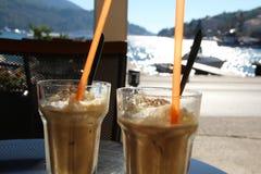 Eiskaffee Stockbilder