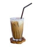 Eiskaffeeantike Stockfotografie