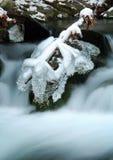 Eiskalt Stockbild