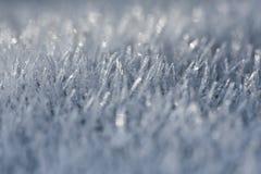 Eiskristalle stockbilder