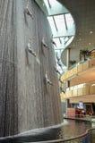 Eislauf in Dubai-Mall, Dubai, Vereinigte Arabische Emirate Lizenzfreie Stockbilder