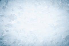 Eismuster und -zeilen Lizenzfreie Stockfotografie