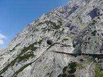 Eisriesenwelt, Autriche Photos libres de droits