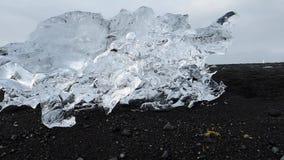 Eisschmelze - globale Erwärmung stock footage
