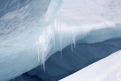 Eiszapfen Lizenzfreie Stockbilder