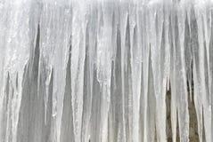 Eiszapfen Lizenzfreies Stockbild