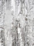 Eiszapfenhintergrund Stockfoto