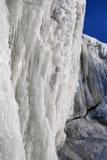 Eiszeit lizenzfreie stockbilder