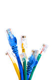 Eithernet Cables Stock Photo