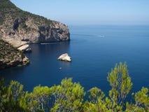 Eivissa - Ibiza - Spanien lizenzfreies stockfoto