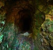 Eixo de mineração Foto de Stock