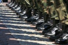 Ejército Fotografía de archivo libre de regalías