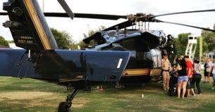 Ejército de los EE. UU. complejo del deporte del margate negro del halcón fotografía de archivo